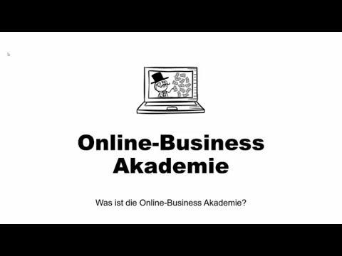 Die Online-Business Akademie
