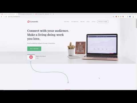 Geld verdienen mit E-Mail-Marketing - In 15 Minuten den ersten Newsletter mit ConvertKit versenden