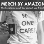 T-Shirts verkaufen im Internet - Geld verdienen mit Merch by Amazon