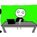 Wie du mit wenig Geld und Platz ein Greenscreen-Studio einrichtest [2021]